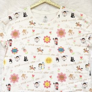 Disney Parks Its A Small World Scenes T-Shirt
